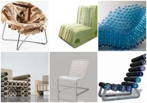 Eco diseño en muebles
