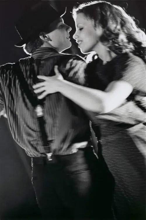 El baile como medio de atracción