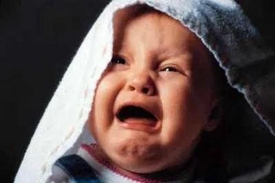 El llanto de los bebés
