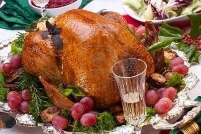 El pavo al horno: una de las estrellas en la mesa de Navidad