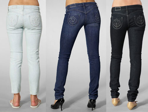 Elige tus jeans según tu figura