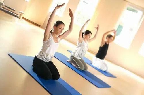 Entregarse al Método Pilates