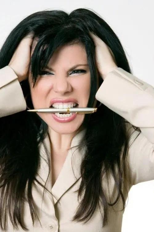 ¿Eres adicta a la tensión? Libérate de ella.