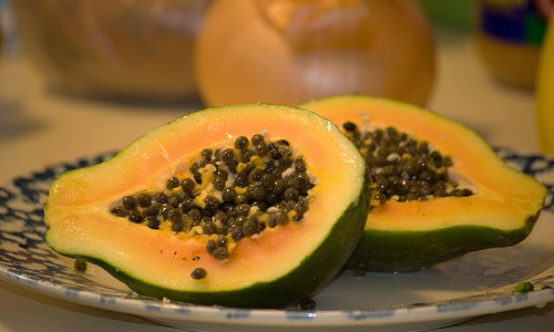 Frutas que hacen que tu piel brille