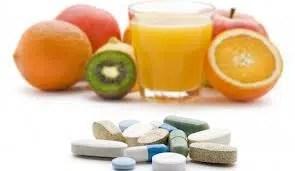 Gana en salud con la dieta de las vitaminas