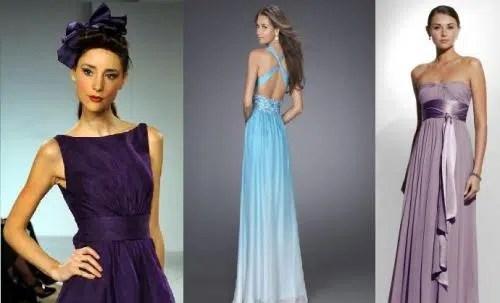 Vestidos de fiesta para mujeres sin busto
