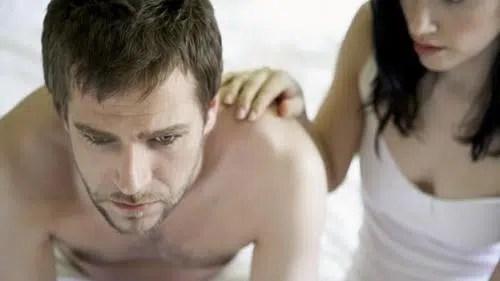 Hombres con crisis depresivas?