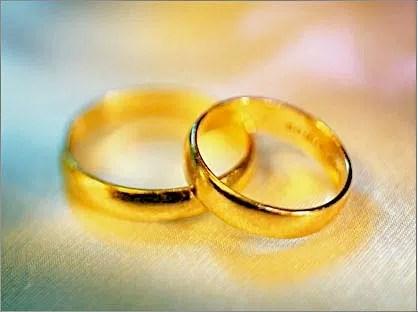 La alianza matrimonial, símbolo de compromiso
