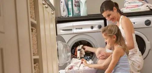 La necesidad de que los niños ayuden en las tareas de la casa