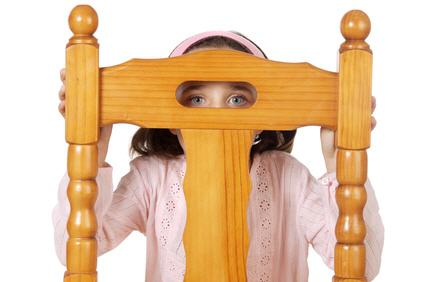 La timidez en los niños
