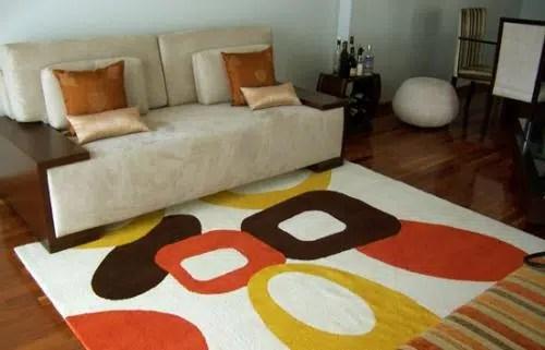 Las alfombras, un toque acogedor para nuestra casa