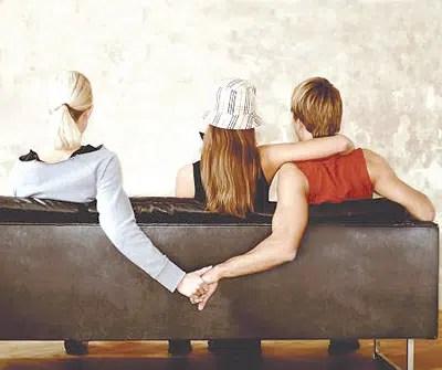 Las amigas quita novios