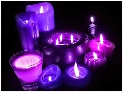 Las velas, un ambiente cálido y relajante