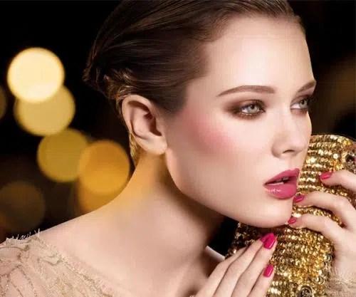 Lecciones de maquillaje para estas fiestas