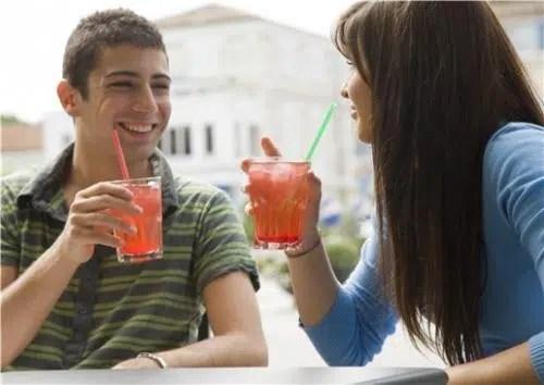 Lograr una primera cita ideal
