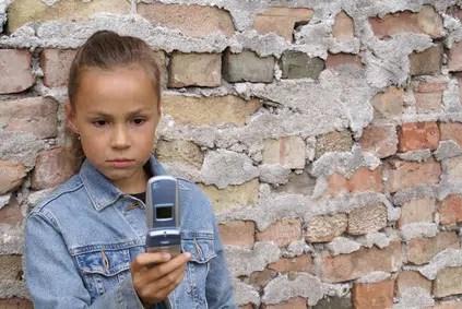 Los adolescentes y los teléfonos móviles