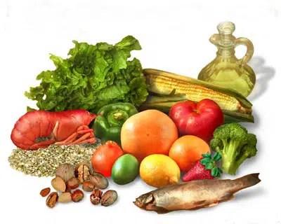 Los alimentos que te hacen perder peso rápidamente