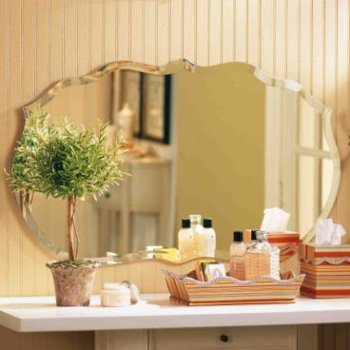 Los espejos, sus muchas posibilidades en la decoración de nuestra casa