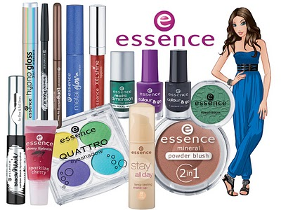 Maquillaje Low Cost: Essence