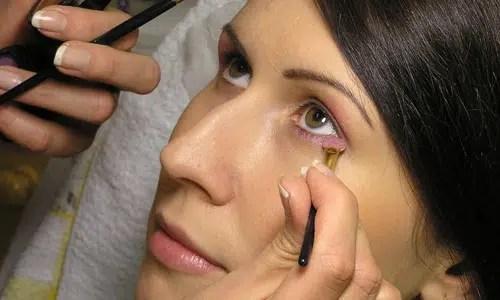 Maquillaje para piel pálida