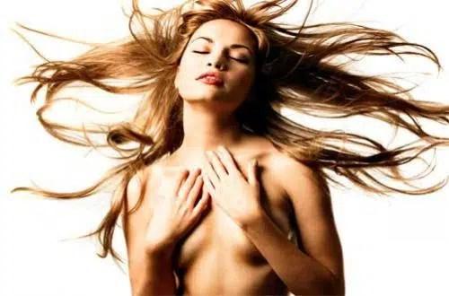Orgasmo a partir de los senos