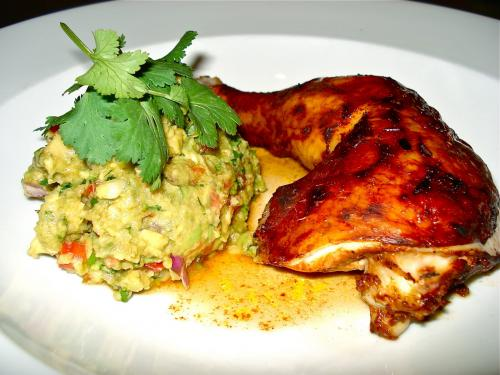 Pollo adobado