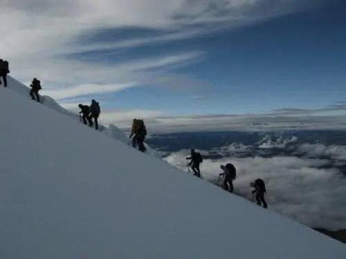 ¿Qué es el mal de montaña?