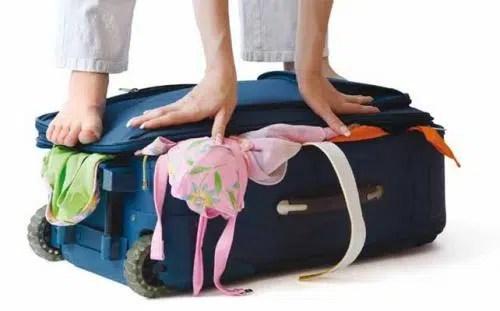 ¿Qué llevar en la valija?