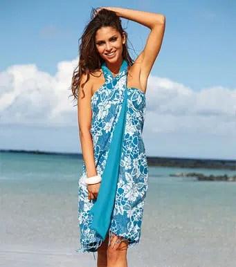 ¿Qué prendas utilizar en la playa?