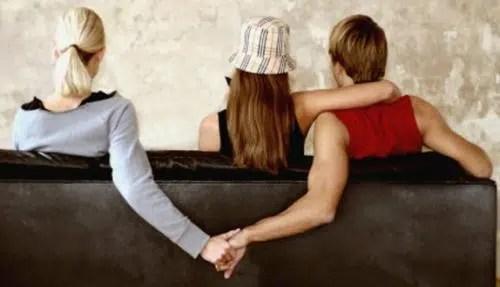 Qué tienen los hombres casados que atraen?