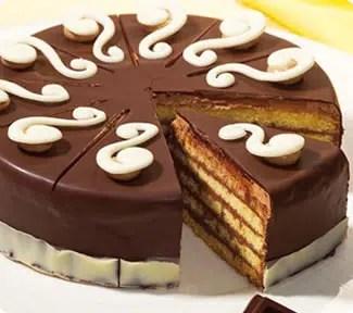 Receta sencilla de Tarta de Chocolate