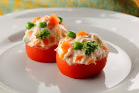 Recetas de temporada preparadas con tomates