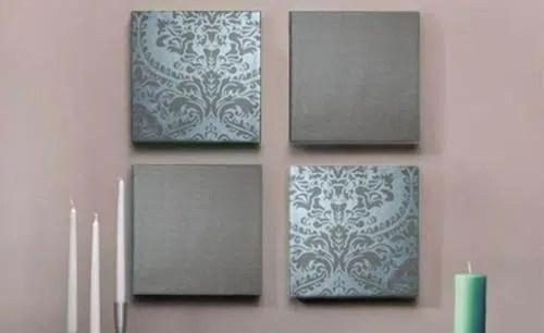 Recicla las cajas de pizza para decorar las paredes de casa - Decorar paredes reciclando ...