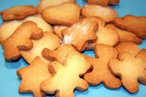¡Reinventa las tradicionales galletas de mantequilla!