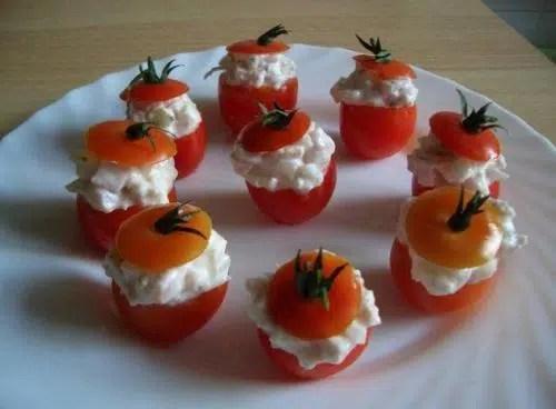 Resuelve varios platos con los restos de otras comidas