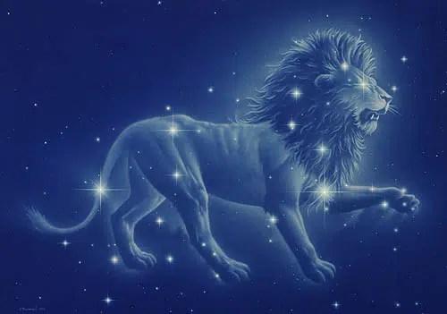 Signo de Leo: la fuerza y la valentía