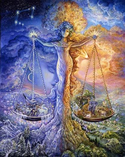 Signo de Libra: el equilibrio y la armonía