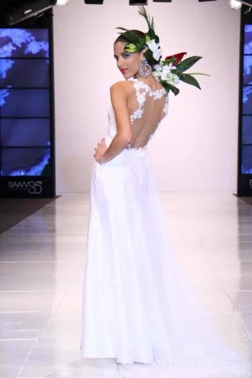 Tendencia en vestidos de novia 2012