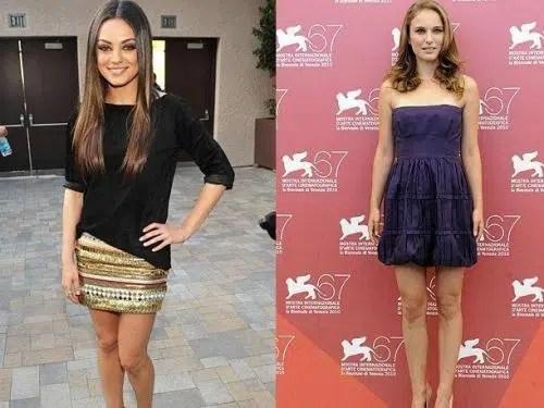 Tips de looks para chicas de baja estatura.