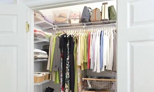 Tips para organizar tu armario de forma elegante eMujercom