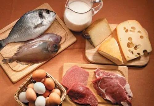 Top 10 alimentos más altos en proteína