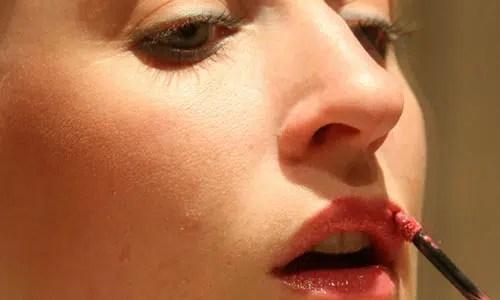 Trucos para utilizar lápiz labial