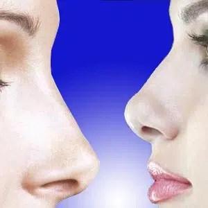 Tu nariz al natural