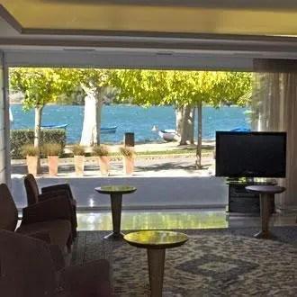 Un acogedor alojamiento junto al lago: el Hotel Mirallac