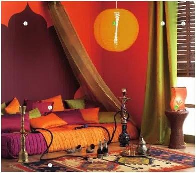 Un acogedor estilo árabe para tu casa