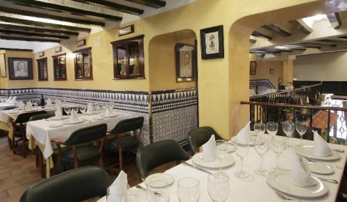 Un agradable y prestigioso local sevillano: Restaurante El Bacalao
