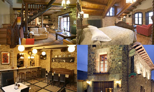 Un alojamiento con personalidad propia: Hostería Camino de Astorga