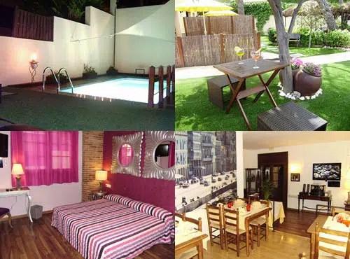 Un alojamiento confortable y pintoresco: el Hotel Cal Músic
