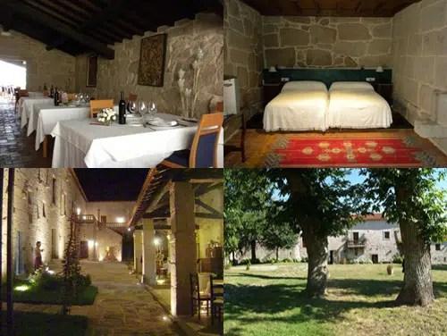 Un bello alojamiento medieval rodeado de paz: el Hotel Pazo San Damián