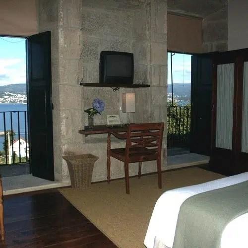 Un cómodo alojamiento en la ría de Vigo: el Hotel Rectoral de Cobres 1729